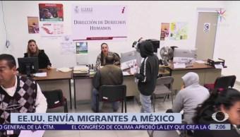 Estados Unidos usará garita de Calexico para deportar migrantes que piden asilo