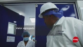 FOTO: Expertos de la UNAM ofrecen carne con valor agregado, 10 marzo 2019