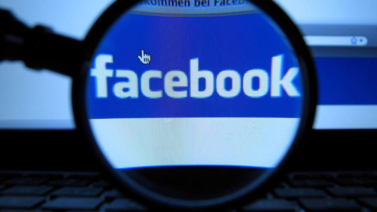 FOTO: El logotipo de Facebook, 28 marzo 2019