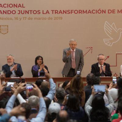 AMLO: Abolido sistema neoliberal y su modelo económico