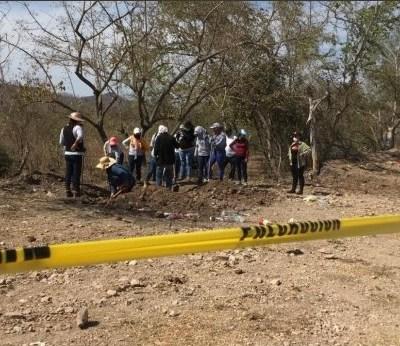 Suman 41 cuerpos hallados en fosas clandestinas en Sinaloa