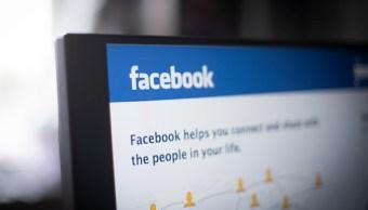 Foto: La pantalla de inicio de sesión de Facebook se ve en una computadora. El 13 de marzo de 2019