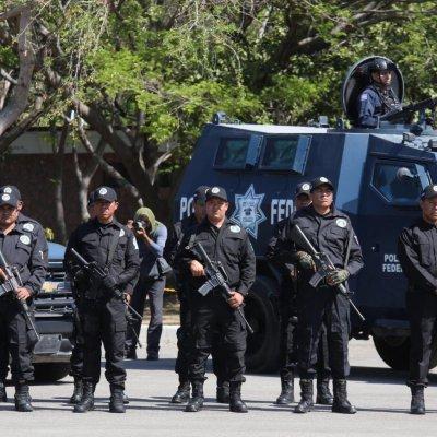 600 policías y militares combatirán delincuencia en sierra de Guerrero
