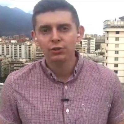 Liberan a periodista estadounidense Cody Weddle detenido en Venezuela
