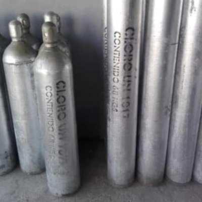 Emiten alerta en siete estados por robo de cilindro con gas cloro