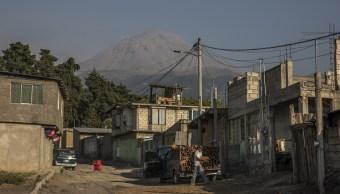 Autoridades municipales reconocen que carecen de protocolos en caso de erupción del Popocatépetl