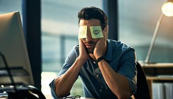foto Día Mundial del Sueño: Dormir poco provoca estrés y ansiedad