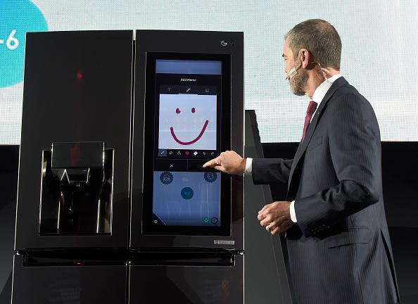 Electrodomesticos tendran ojos y oidos para detectar tus emociones