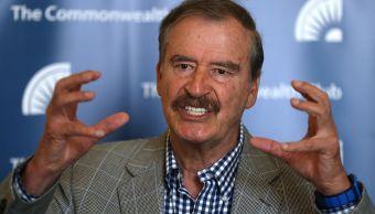 foto Vicente Fox, expresidente de México 19 abril 2017