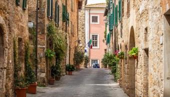 foto la toscana italia