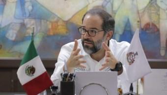 Foto: Ignacio Peralta, gobernador de Colima, Facebook-Gobierno Colima