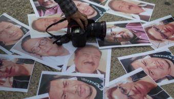 Foto: Gobierno de AMLO audita fideicomiso de protección periodistas 25 marzo 2019
