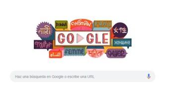 Foto  Google conmemora el Día Internacional de la Mujer f672e0c8f563