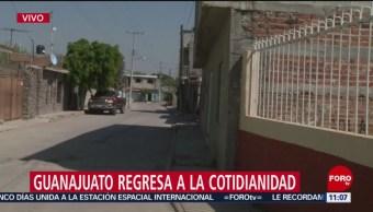 Foto: Guanajuato regresa a la normalidad tras operativos contra el huachicol