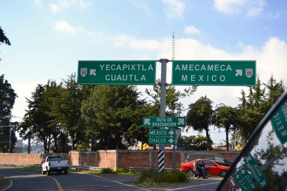 Foto Habitantes de comunidades cercanas al Popocatépetl exigen mejorar rutas evacuación 20 marzo 2019