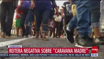 Foto: Honduras se molestó con México por anunciar Caravana Madre