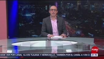Foto: Hora 21 Julio Patán 21 de Marzo 2019