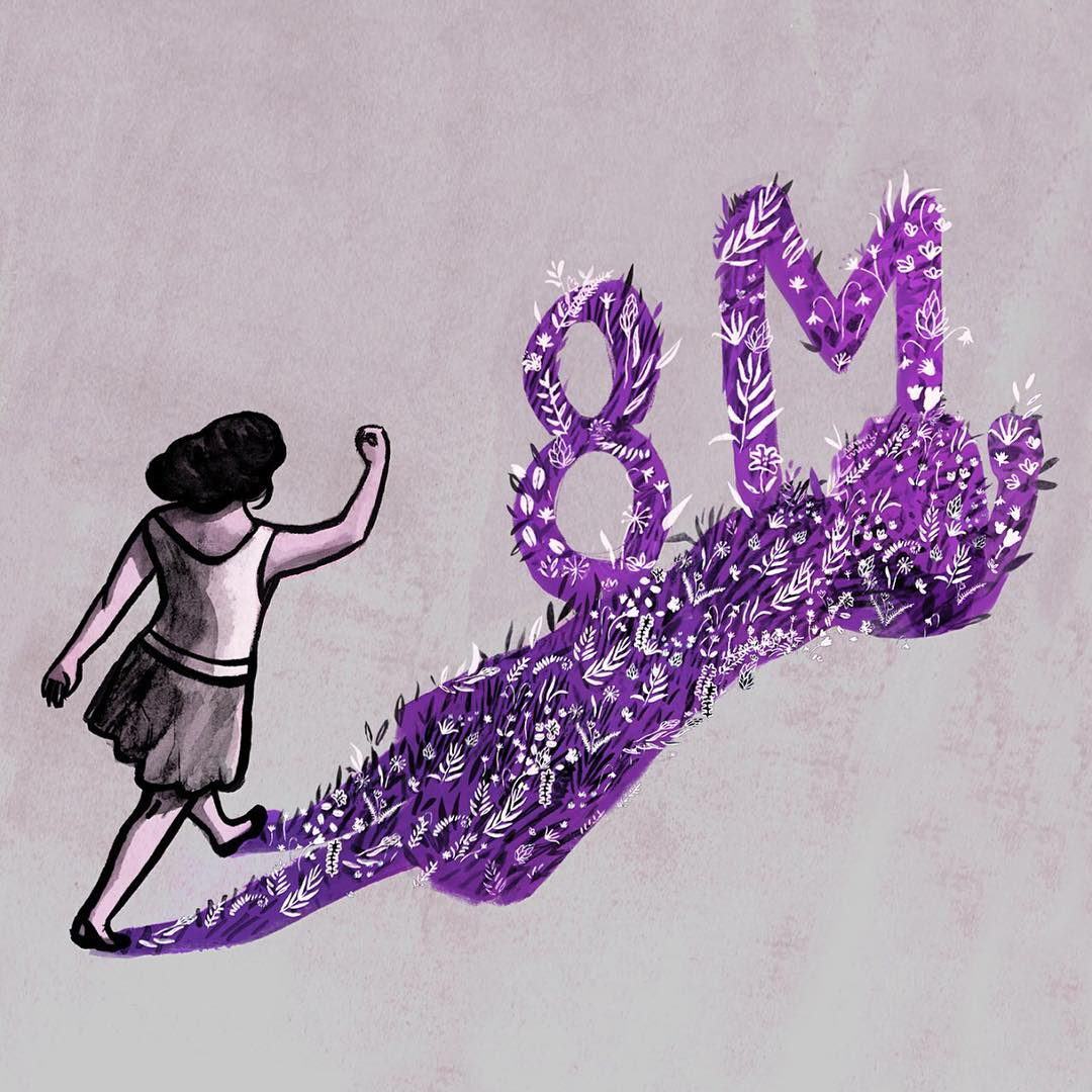 foto huelga feminsita 8m 3