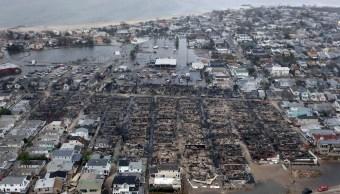 Foto Huracán Sandy 16 Marzo 2019