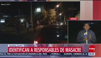 Foto: Responsable Masacre Guanajuato Bar Salamanca 15 de Marzo 2019