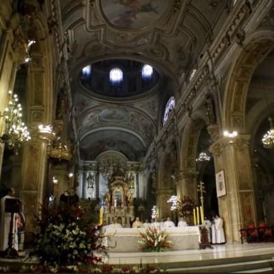 Fiscalía de Chile pide imputar a cura por violación en catedral