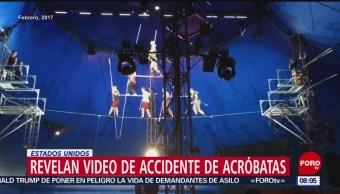 FOTO:Impactante accidente en un circo de Estados Unidos, 23 Marzo 2019