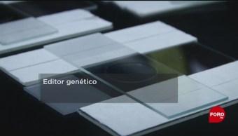 FOTO:Implicaciones de la modificación genética en humanos, 23 Marzo 2019