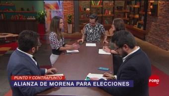 Foto: INE Alianza Morena Contender Eleccion Puebla 13 de Marzo 2019