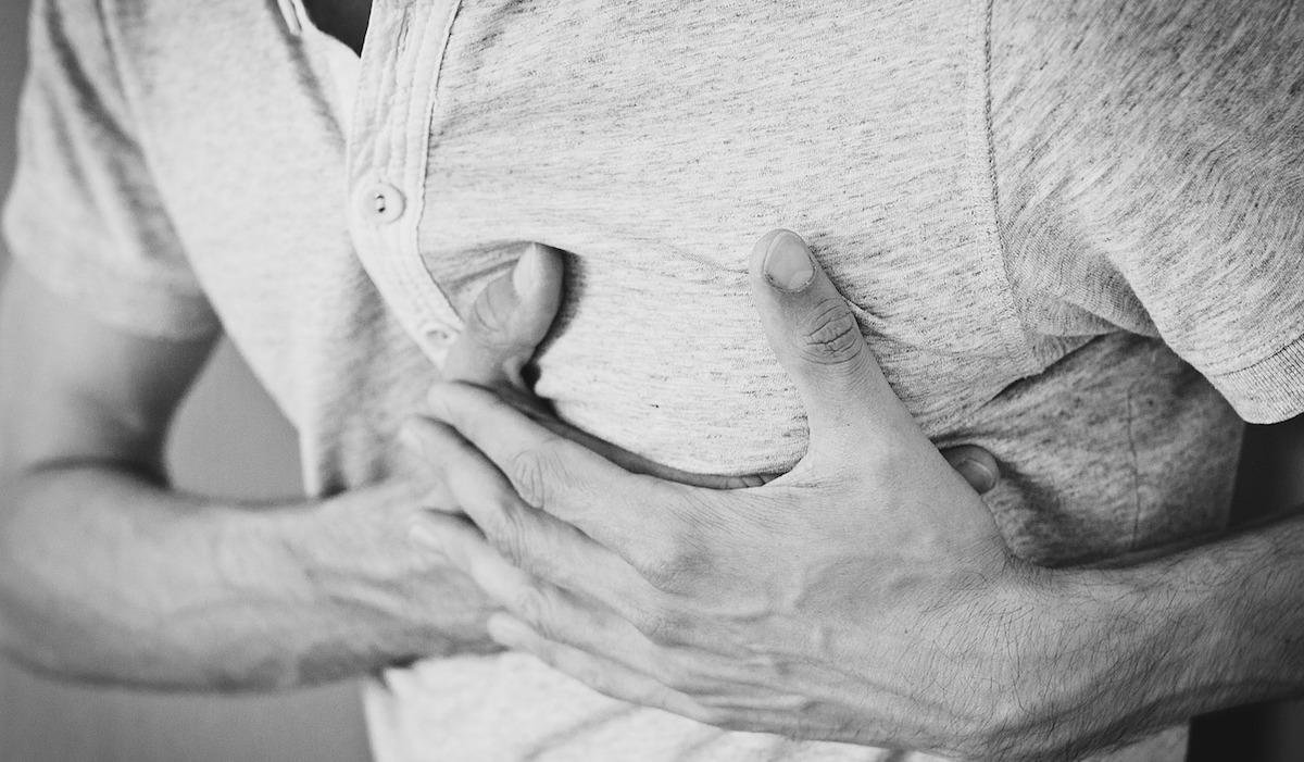 como saber los sintomas de un infarto
