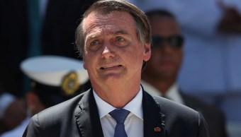 Foto: El presidente de Brasil, Jair Bolsonaro, asiste a una ceremonia en Río de Janeiro, marzo 9 de 2019 (Reuters)