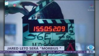 Jared Leto inicia grabaciones de 'Morbius'