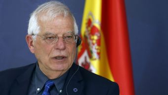 Foto: El ministro español de Asuntos Exteriores, Josep Borrell, 14 marzo 2019