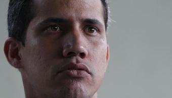Foto: El jefe del Parlamento de Venezuela, Juan Guaidó, 24 marzo 2019
