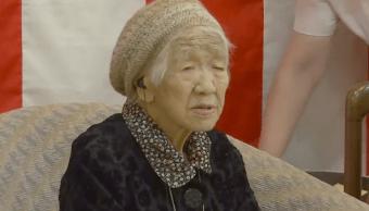 FOTO Kane Tanaka, una mujer japonesa de 116 años, es la persona más longeva del mundo Reuters japon 9 marzo 2019