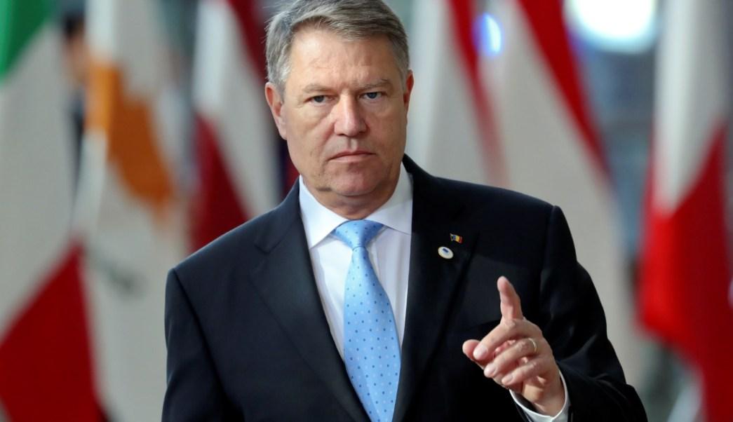 Presidente de Rumanía rechaza trasladar a Jerusalén la embajada en Israel