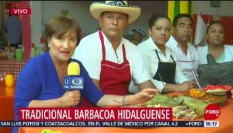 FOTO:La barbacoa y la cochinita pibil, tradición de la gastronomía mexicana, 23 Marzo 2019
