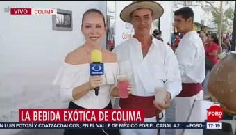 FOTO: La tuba, una bebida exótica típica de Colima, 16 marzo 2019