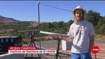 FOTO: La vida de un vulcanólogo del Popocatépetl, 10 marzo 2019