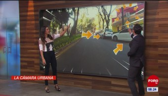 #LaCámaraUrbana en Expreso: Autos estacionados en lugares prohibidos