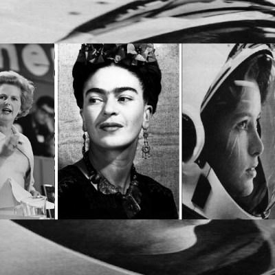 Las diez mujeres que cambiaron el mundo
