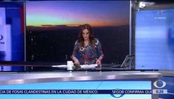 Las noticias, con Danielle Dithurbide: Programa del 13 de marzo del 2019