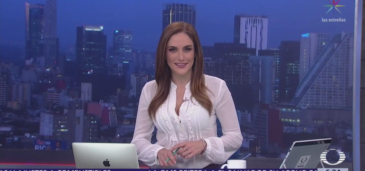 Las noticias, con Danielle Dithurbide: Programa del 22 de marzo del 2019