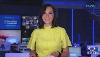 Foto: Las Noticias con Karla Iberia: Programa del 12 de marzo del 2019