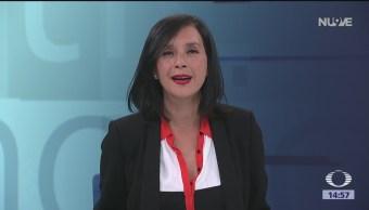 Foto: Las Noticias, con Karla Iberia: Programa del 14 de marzo del 2019