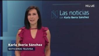 FOTO: Las Noticias, con Karla Iberia: Programa del 25 de marzo del 2019, 25 marzo 2019