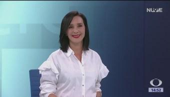 Foto: Las Noticias, con Karla Iberia: Programa del 26 de marzo del 2019