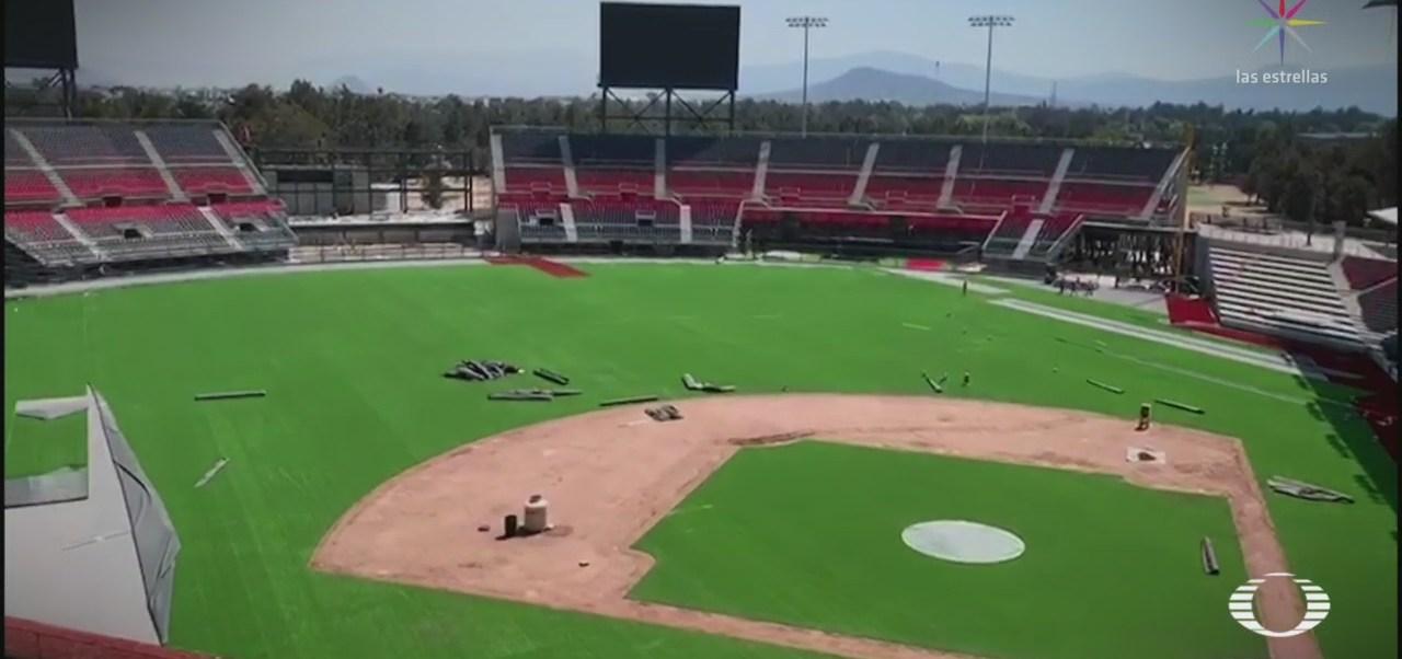 Foto: Diablos Rojos Del México Estrenan Estadio AMLO 22 Marzo 2019