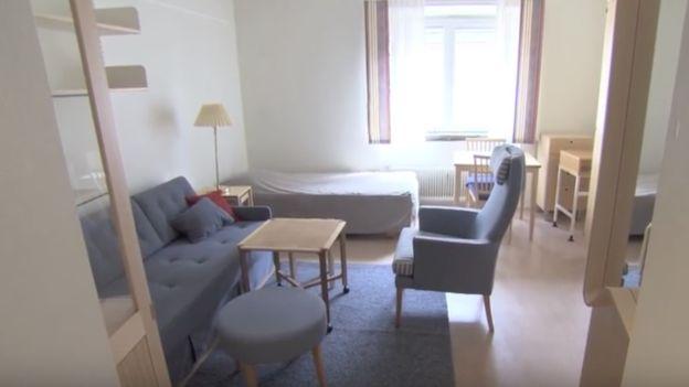 Los diputados tienen derecho a apartamentos pequeños y sin lujo, y en los cuales su familia no puede estar gratuitamente. (GettyImages Claudia Wallin)
