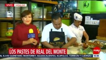 FOTO: Los pastes de Real del Monte, Hidalgo, deleitan paladares, 16 marzo 2019