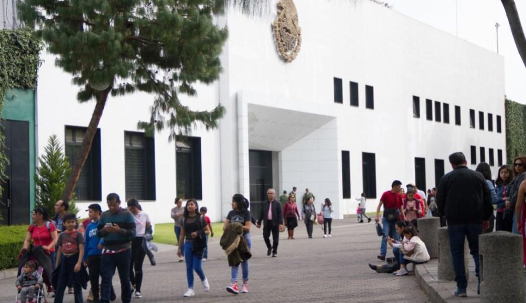 Imagen: Senadores piden relación de bienes que había en la Residencia Oficial de Los Pinos, donde vivían los expresidentes de México, el 15 de marzo de 2019 (Cuartoscuro, archivo)